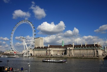 London Eye – gigantyczny londyński młyn diabelski