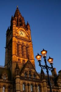 Ratusz w Manchesterze