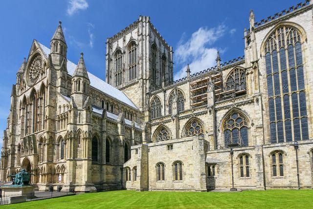 Katedra w York