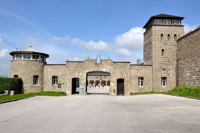 Obóz koncentracyjny Mauthausen