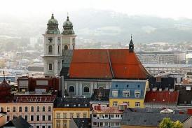 Stara Katedra w Linz – sztuka baroku