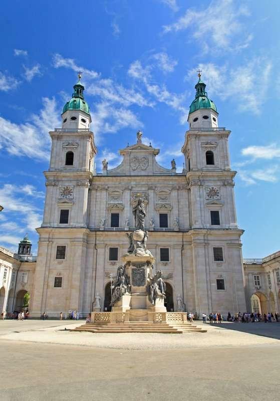 Katedra św.Ruperta wSalzburgu