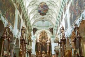 Klasztor św. Piotra – najstarszy zakon benedyktyński w Austrii