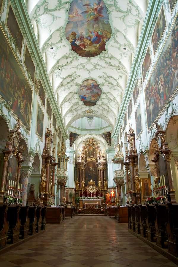 Kościół św.Piotra wSalzburgu