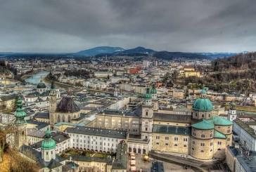 Starówka Salzburga