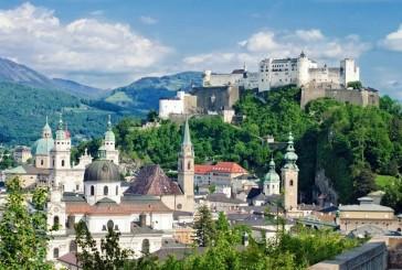 Twierdza Hohensalzburg – stary zamek warowny