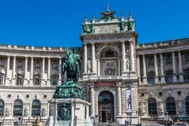 Hofburg – okazała siedziba dynastii Habsburgów