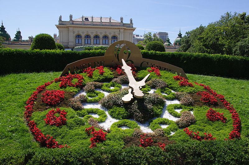 Park Miejski w Wiedniu