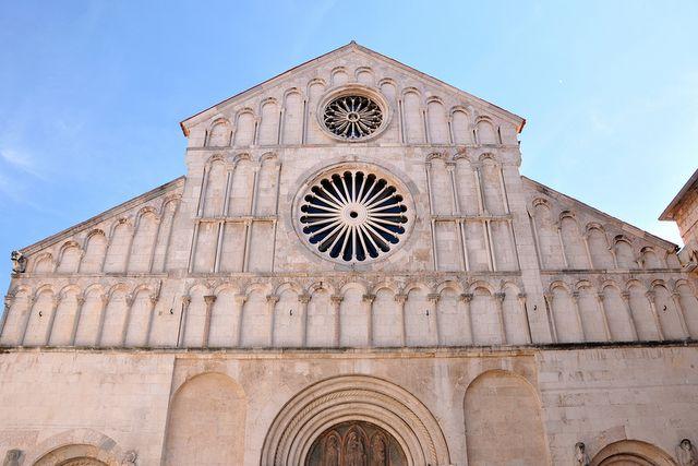 Katedra św.Anastazji – jedna znajpiękniejszych świątyń Zadaru