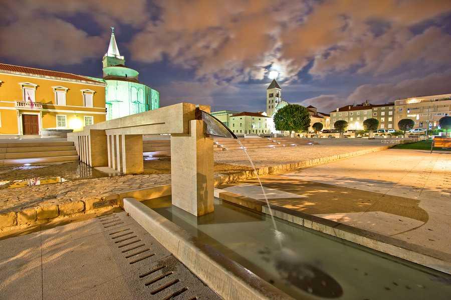 Rzymskie forum w Zadarze pamięta czasy Oktawiana Augusta
