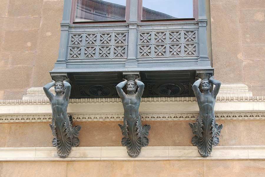 Pałace mieszczańskie – świadek dawnej świetności miasta