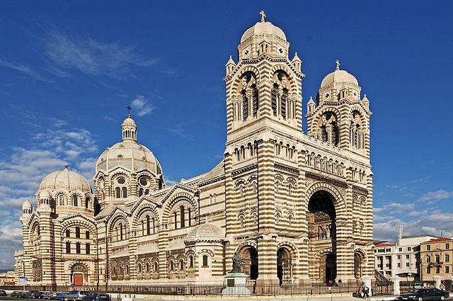 Katedra de la Major w Marsylii