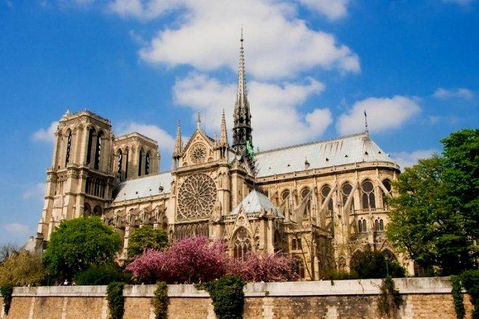 Katedra Notre Dame, Paryż