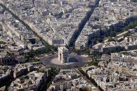 Plac de Gaulle'a, czyli Plac Gwiazdy