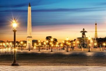 Plac de la Concorde i obelisk egipski