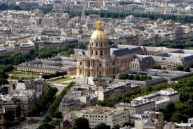 Les Invalides – pałac, katedra i ogrody