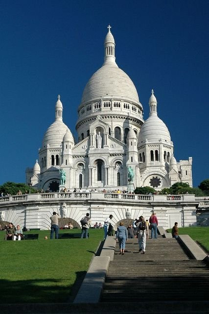 Sacre Coeur, Paryż