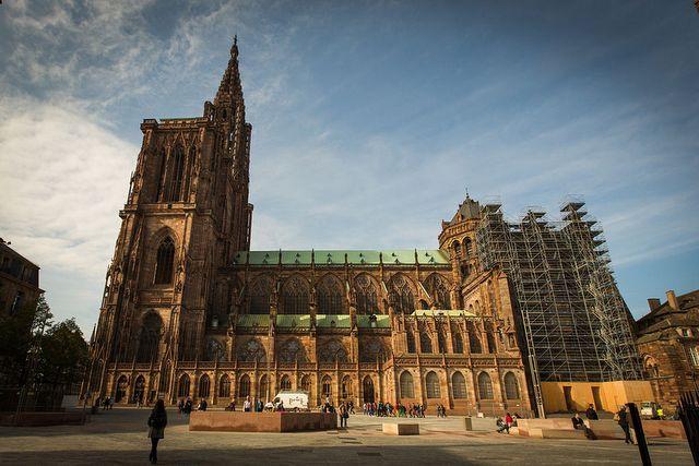 Katedra Notre Dam, Strasbourg