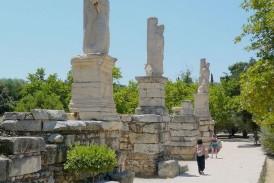 Grecka Agora – miejsce wszelkich spotkań w czasach antycznych