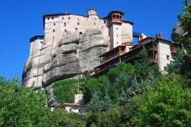 Klasztor Roussanou i jego sekrety