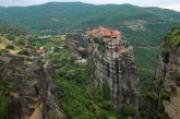 Klasztor Warłama – sąsiad Wielkiego Meteora