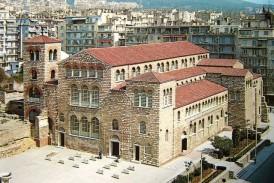 Agios Dimitrios – Bazylika św. Demetriusza