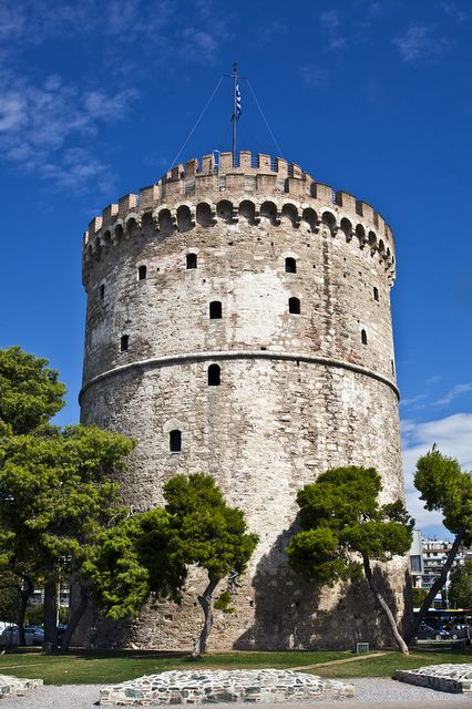 Biała Wieża wSalonikach (fot.BigStock)