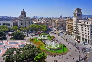 Plac Kataloński – ulubione miejsce spotkań