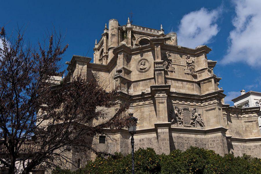 Klasztor św.Hieronima wGranadzie
