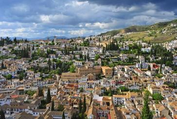 Albaicin – malownicza dzielnica na wzgórzu