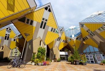 Dzielnica Blaak, osobliwe miejsce w Rotterdamie