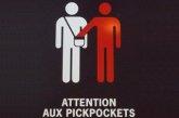 Trzymaj swoją kieszeń. Jak uchronić się przed kieszonkowcami?