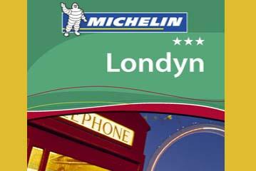 Przewodnik Michelin po Londynie