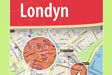 Londyn. Przewodnik – Celownik. Wydanie 1
