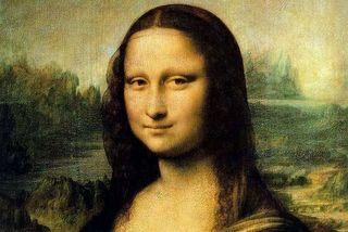 Leonardo da Vinci, Mona Lisa, Muzeum Luwr