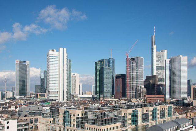 Dzielnica banków, Frankfurt