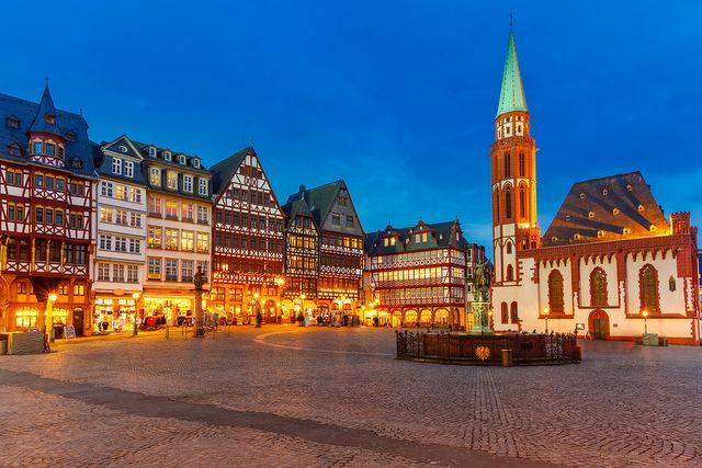 Romerberg, Frankfurt