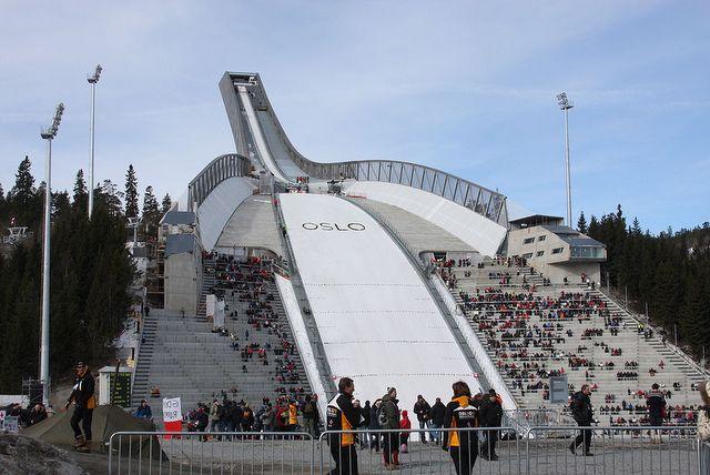 Skocznia narciarska Holmenkollen