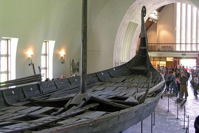 Muzeum Łodzi Wikingów w Oslo