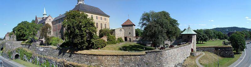 Twierdza Akershus