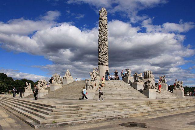Park rzeźb Vigelanda