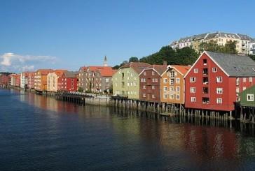 Dzielnica Bakklandet