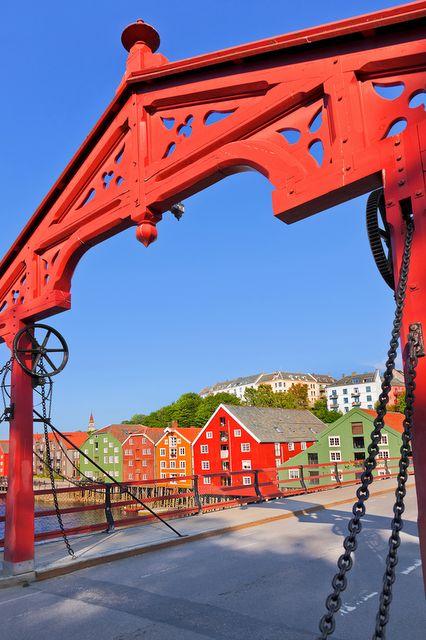 Most Bybrua, Trondheim
