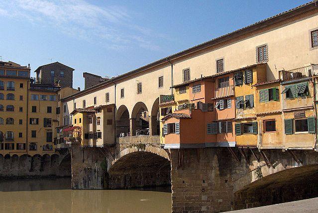 Most Złotników, Florencja