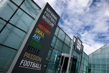 Muzeum Piłki Nożnej wManchester – nietylkodla fanów sportu