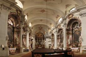 Kościół Minorytów – wzorowy przykład rokoko