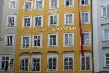 Dom Mozarta – tu urodził się słynny kompozytor austriacki
