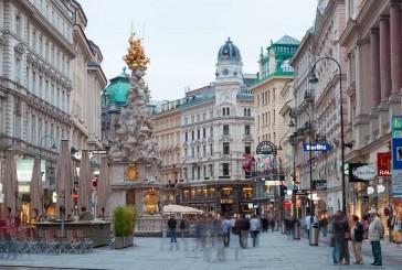 Plac Graben – idealny naspacer