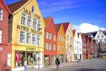 Bryggen, urocza dzielnica