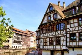 Dzielnica Petite France – urokliwy zakątek Sztrasburga